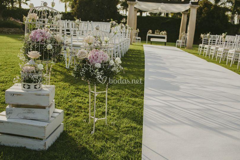 Ceremonias románticas