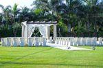 Ceremonia en jard�n de Hacienda las Fuentes