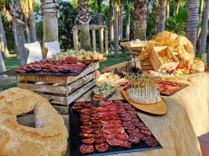 Doña Francisquita Catering
