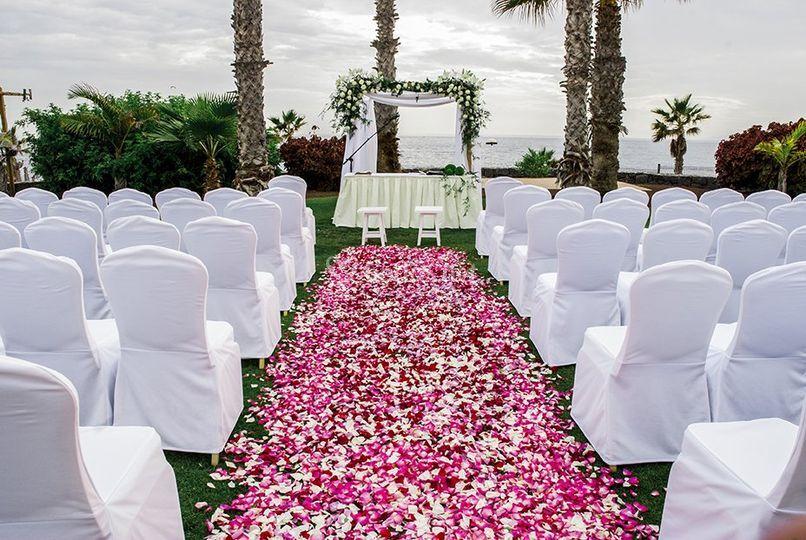 Ceremonia arco