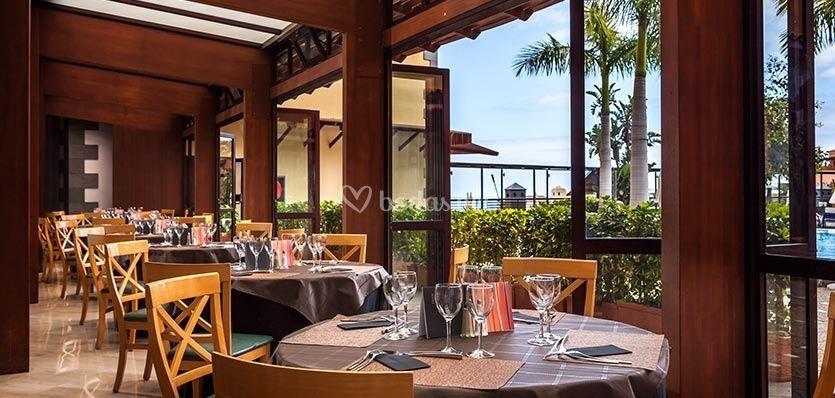 Terraza Restaurante Buffet