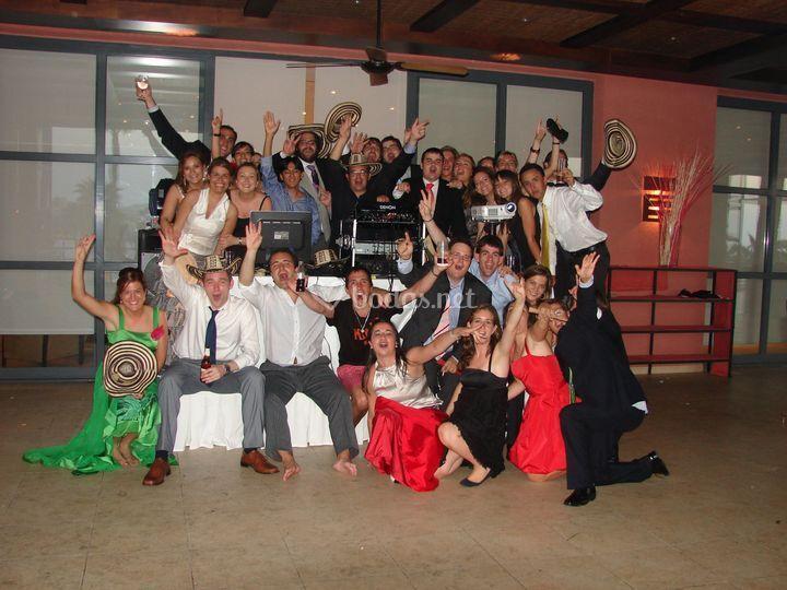 Otro final de fiesta (Vera - Almería )