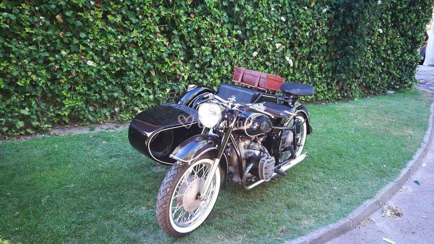 David- Sidecar Vintage