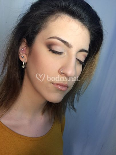 Maquillaje para novia de día