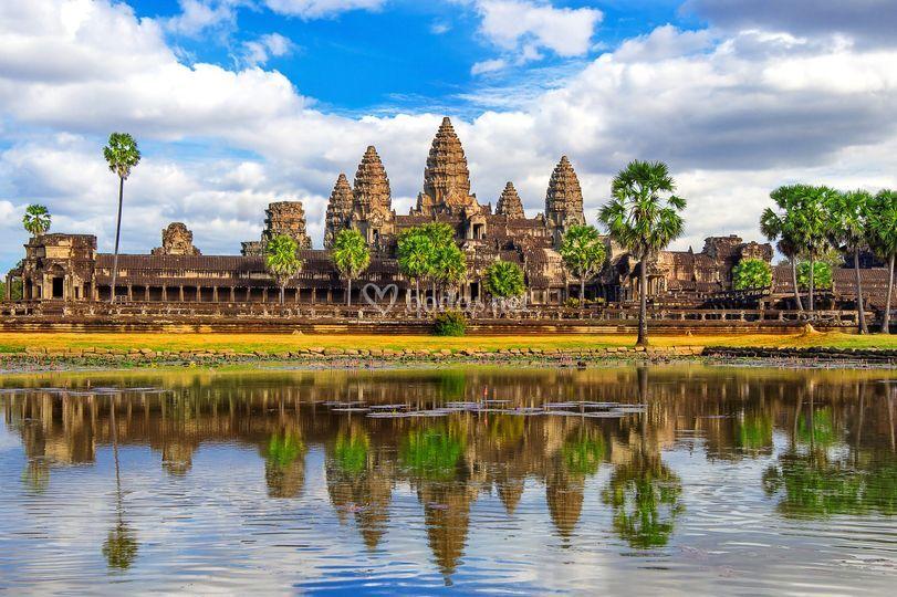 ¿Un templo increible?