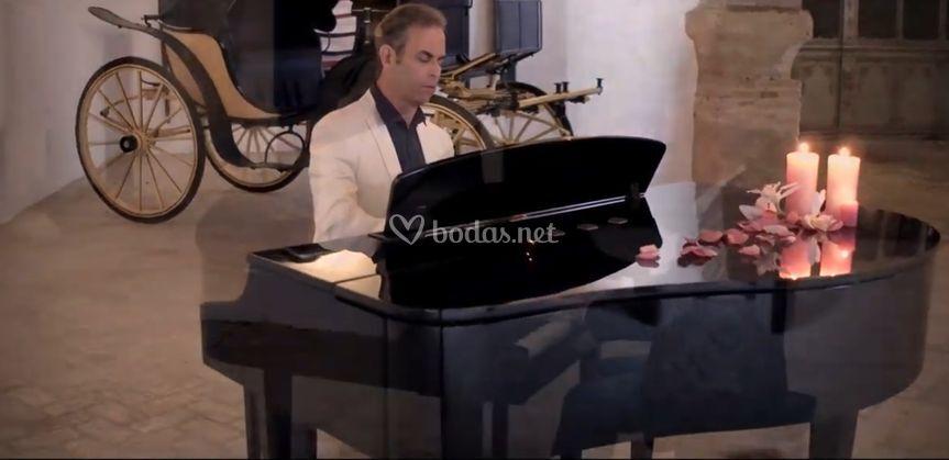 Piano romántico