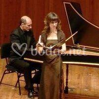 Organista y soprano: concierto