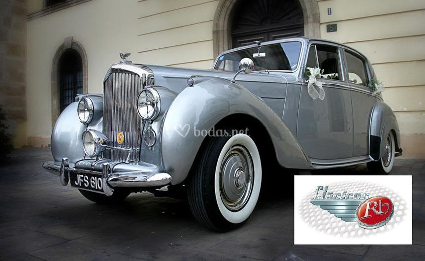 Coches Rolls Royce - Bentley bodas