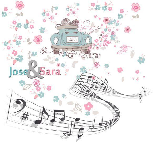Diseño de carátula CD