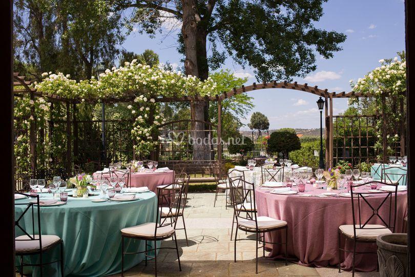 Terrazas de finca los jardines vilaplana catering foto 22 - Vilaplana catering madrid ...