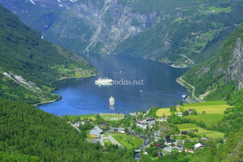 Escandinavia+Fiordos
