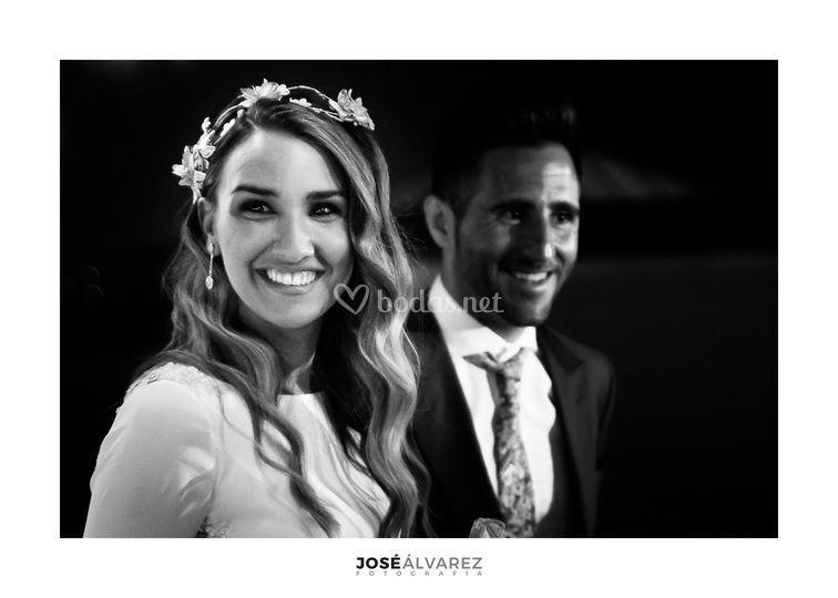 David y María José 2015