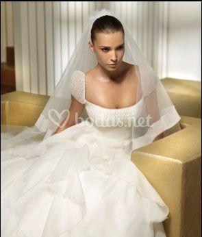Vestidos para novias