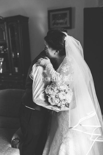 El padrino y la novia