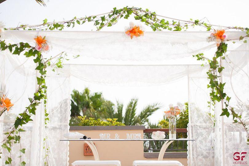 Ceremonia Naturaleza romántica