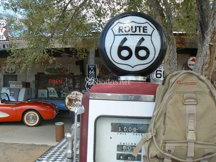 Legendaria Ruta 66
