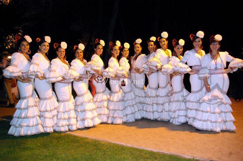 Vestuario femenino bodas