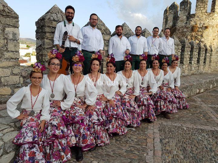 Coro Rociero de la Borriquita de Montoro