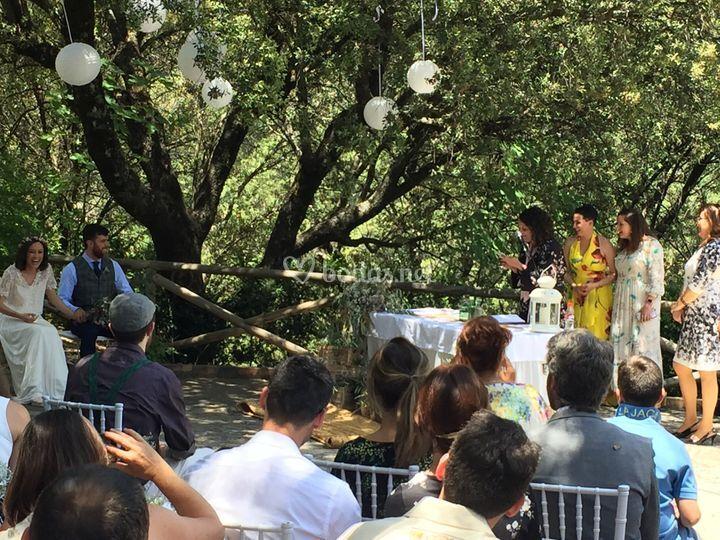 Ceremonia Civil Coto del Valle