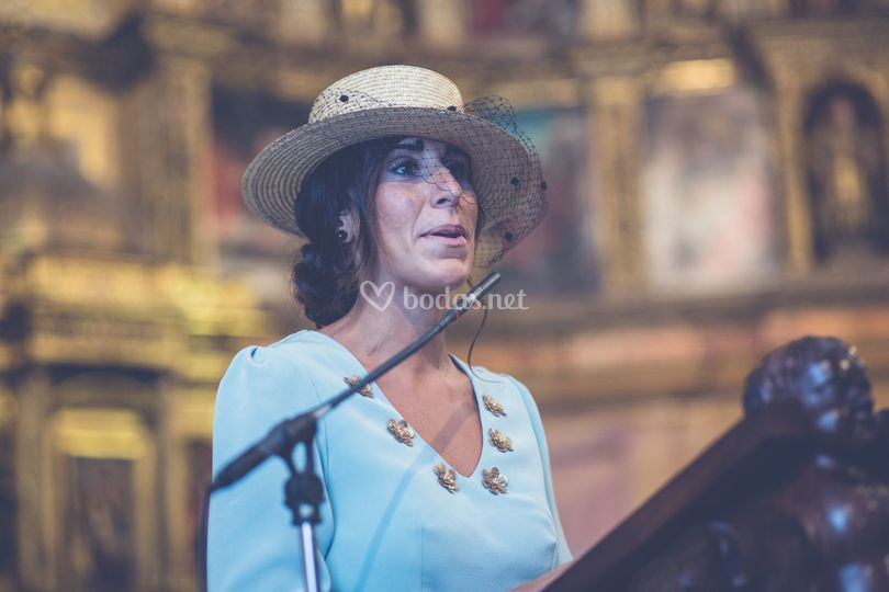 Erica González - Maestro de Ceremonias
