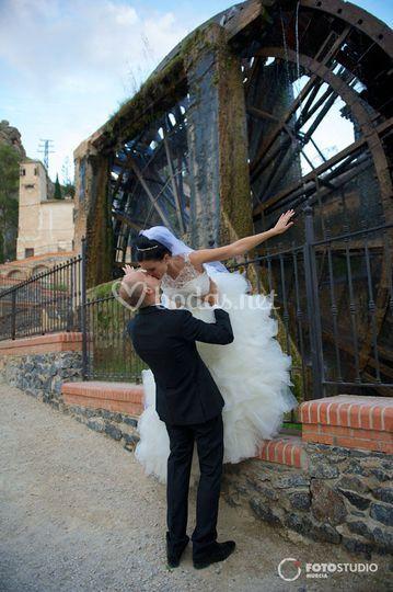 Foto boda Abarán