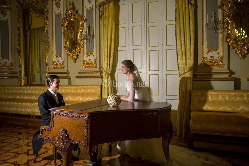 Foto de boda en Murcia