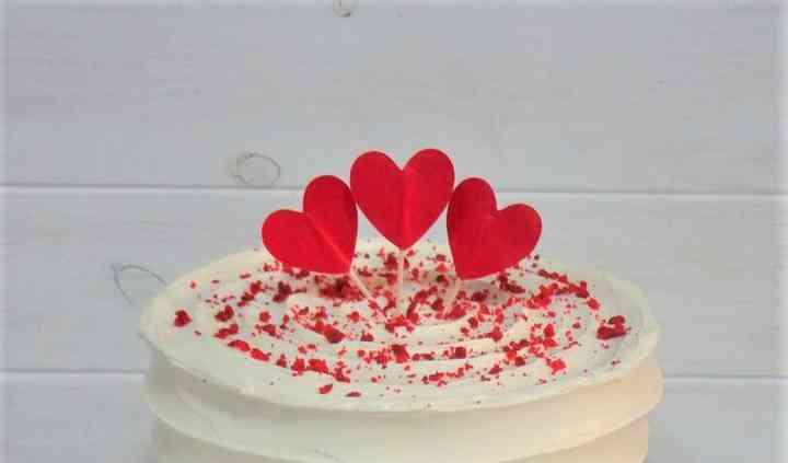 Tarta para mesa dulce