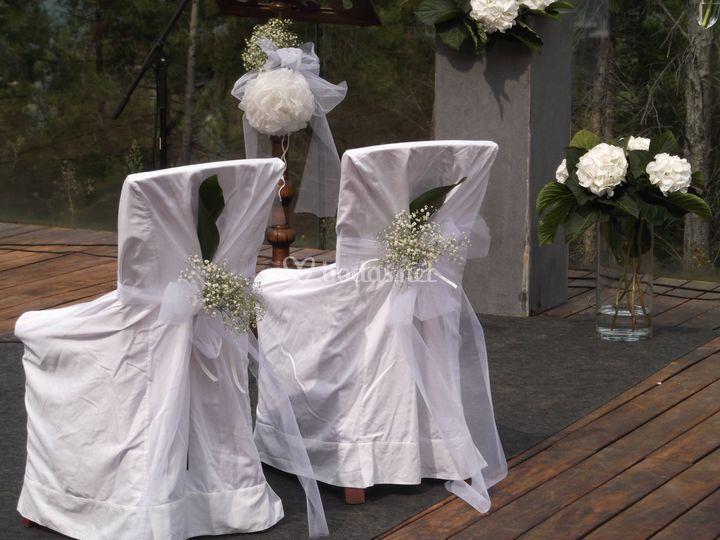 Ceremonia civil romántica