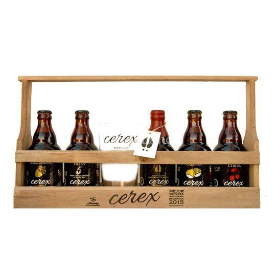 Pack de cerveza