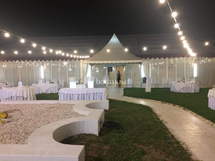 Buffet carpa