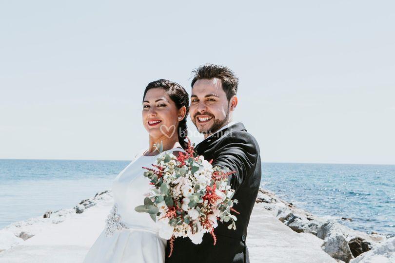Boda de Cristina y Juan Carlos