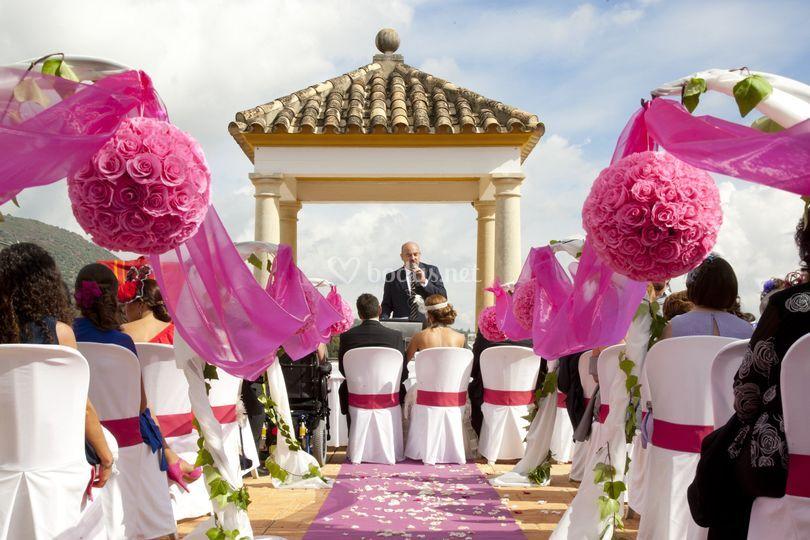 Ceremonia civil de Maestro de Ceremonias