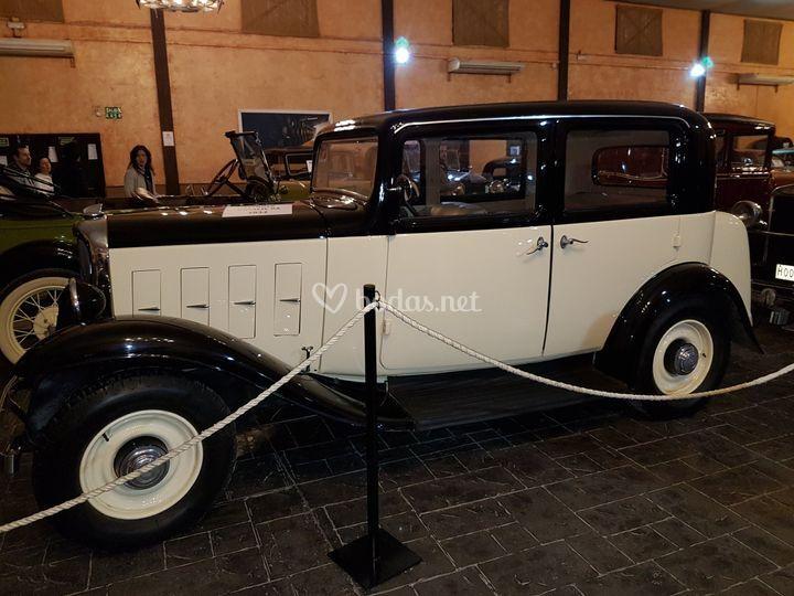 Citroën de exposición
