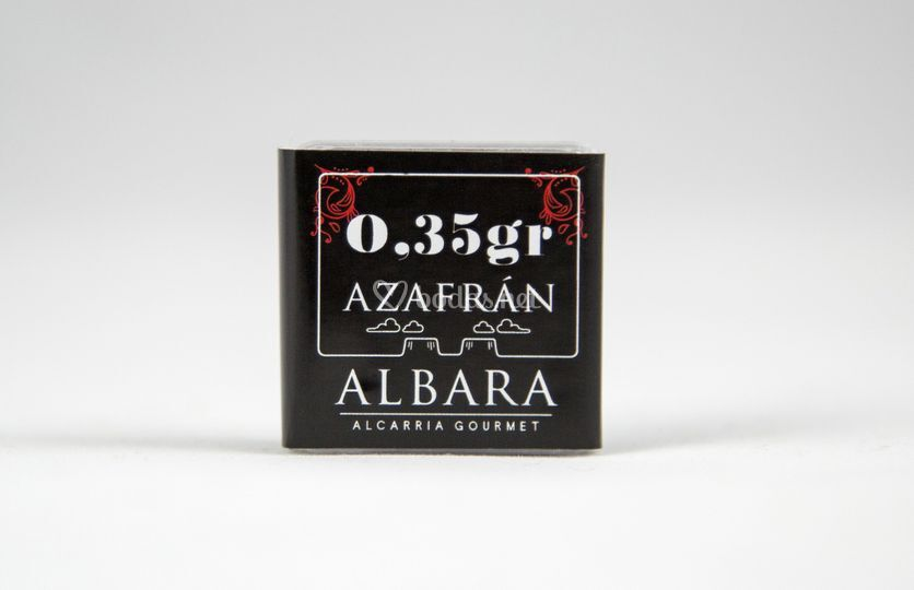 Azafrán 0,35 gramos