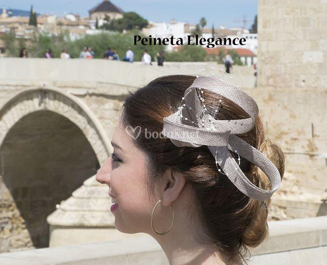 Peineta Elegance