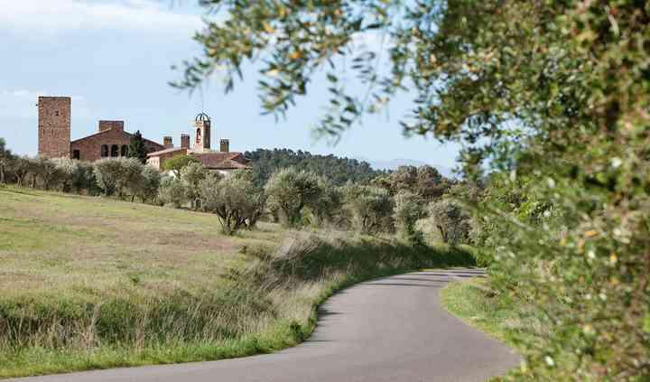 Entorno llegando al Castell