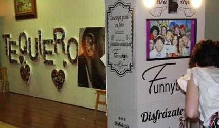Funnybooth - Fotomatón y Photocall 2