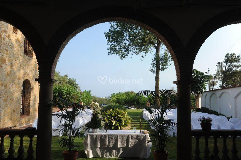 Un lugar romántico