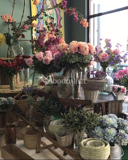 Tienda Bünia Floral