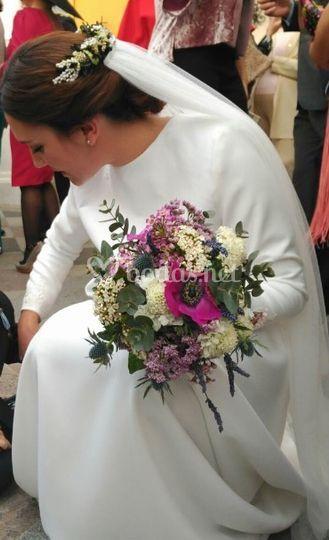Ramo de novias Brünia Floral