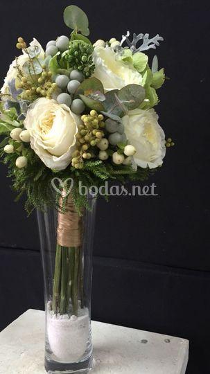 Ramo de novia Brünia Floral