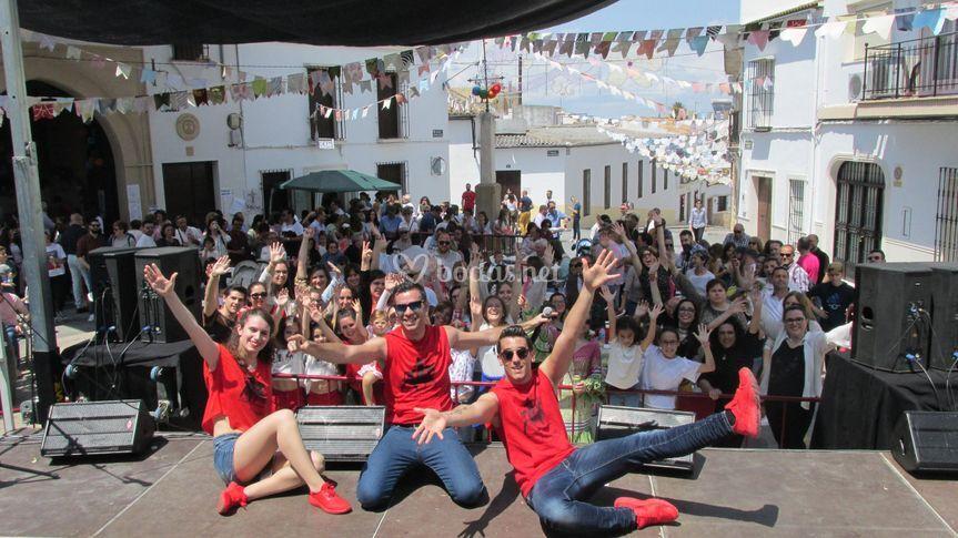 Fiesta de la Cruz - Montilla