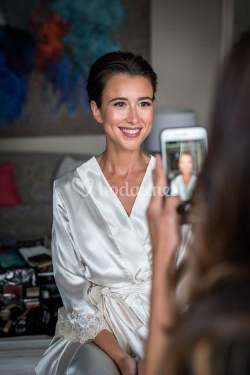 Makeup de Andrea