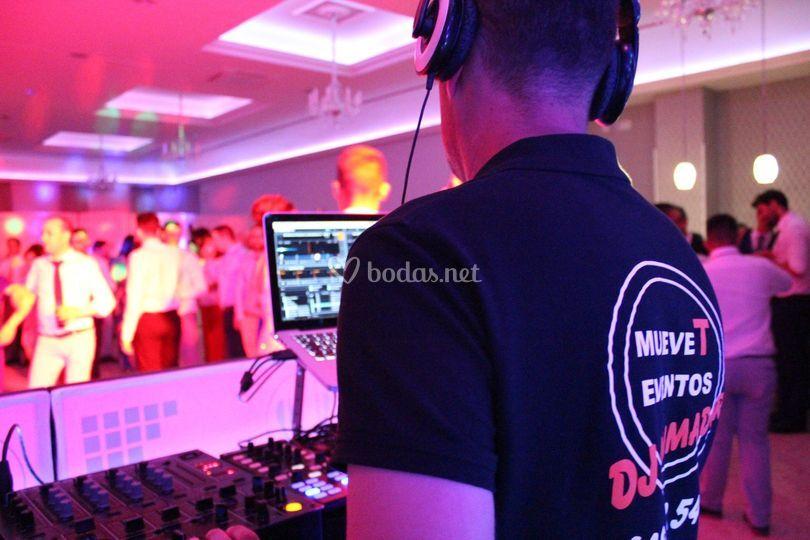 DJ Animador