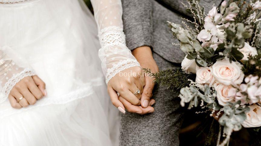 Una boda única