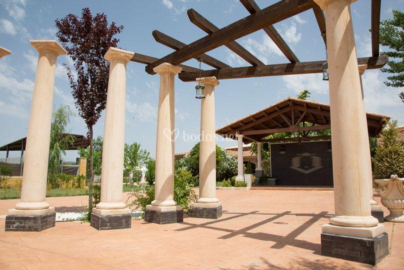 Jardín Eros