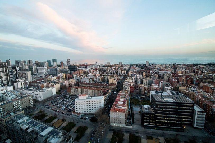 Melia Barcelona Sky