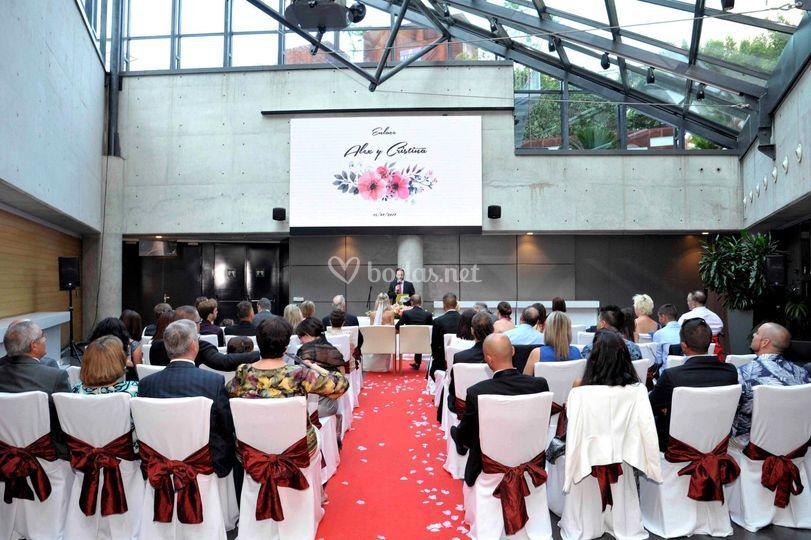 Atrium ceremonia