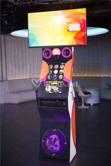 Karaoke y videocall