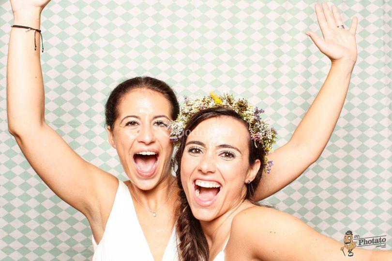 Viva las novias!
